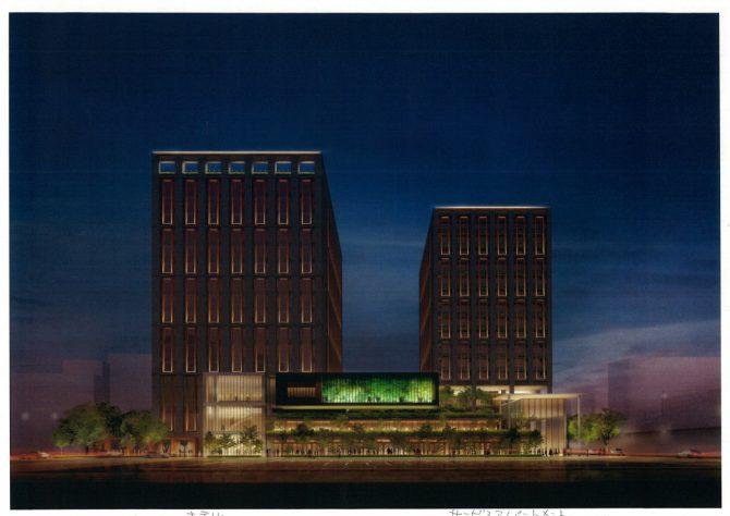 駅西ホテル