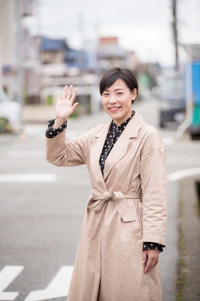 金沢市議会議員広田みよ